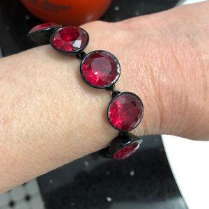 Juicy Couture Crystal Bracelet.